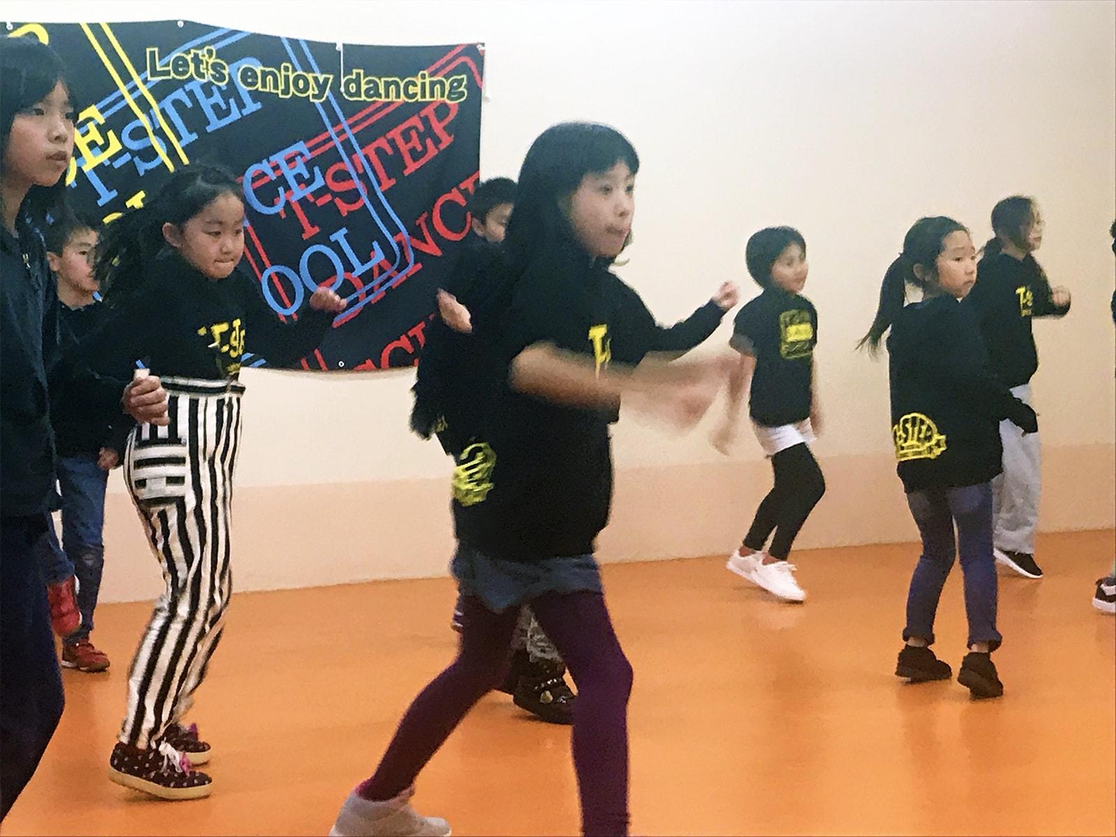 T-STEP KIDS SCHOOL 熊本